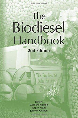 The Biodiesel Handbook, Second Edition