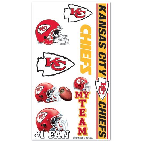 Kansas City Chiefs Tattoos
