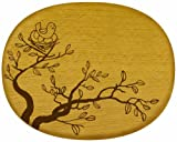 Talisman Designs Get Real Nature Beechwood Cheese Board, Nature to Design