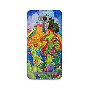 Mobicture House Premium Designer Mobile Back Case Cover For Asus Zenfone Selfie