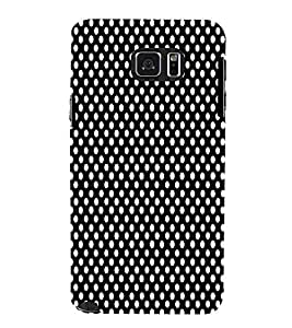 Zero Dot Cute Fashion 3D Hard Polycarbonate Designer Back Case Cover for Samsung Galaxy Note5 :: Samsung Galaxy Note5 N920G :: Samsung Galaxy Note5 N920T N920A N920I