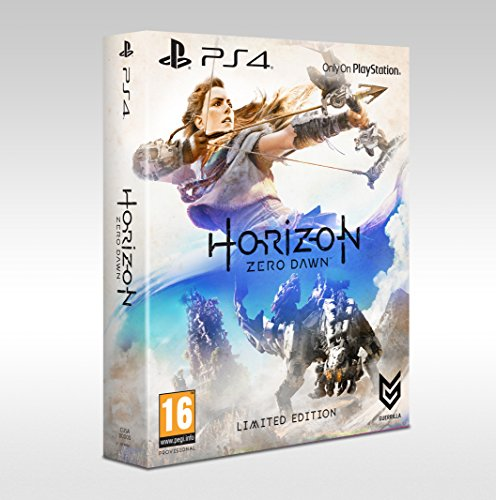 Horizon Zero Dawn - Limited - PlayStation 4