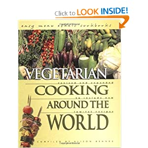 Vegetarian Cooking Around the World - Alison Behnke