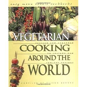 Vegetarian Cooking Around Livre en Ligne - Telecharger Ebook