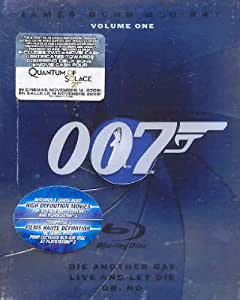 The James Bond Collection, Vol. 1 [Blu-ray]