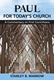 img - for Paul for Today's Church: A Commentary on First Corinthians book / textbook / text book