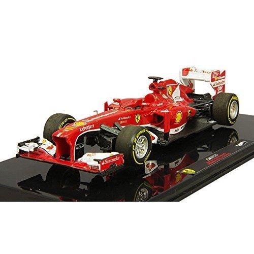 Hot Wheels#BCK13 Hot Wheels Elite Ferrari F138 2013 Chinese GP Fernando Alonso Red 1/43 Scale Die Cast Car おもちゃ [並行輸入品]