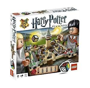 LEGO - 3862 - Jeu de construction - LEGO® Jeux de société - Harry Potter Hogwarts