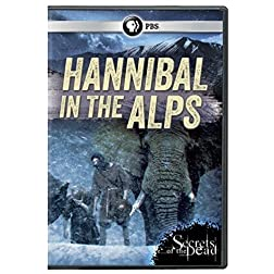 Secrets of the Dead: Hannibal in the Alps DVD