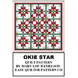 Quilt Pattern - Okie Star ~ Mary Lou Danielson