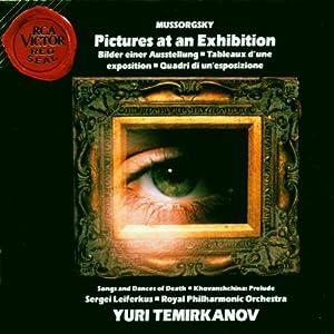 Mussorgsky - Orchestral Vocal Works