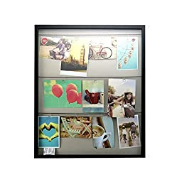 HUSOAR 11 PCS Metal clips diy China Supplier Glass Photo Frame Designs in Bulk Passepartout (black)