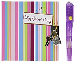 Invisible Diary Set - Styles May Vary
