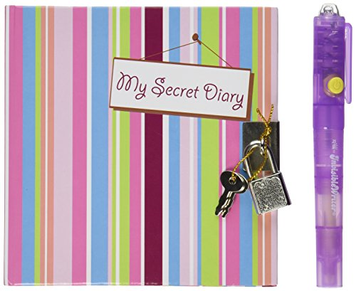IQ Invisible Writer Diary Set