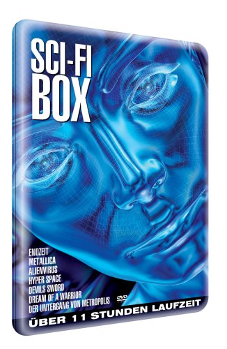 Science-Fiction DVD-Box (Metallbox-Edition/7 Filme)