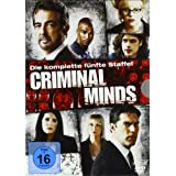 "Criminal Minds - Die komplette f�nfte Staffel [6 DVDs]von ""Joe Mantegna"""