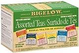 Bigelow Assorted Teas 18 Count Box