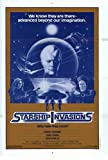 Starship Invasions - 映画ポスター - 27 x 40