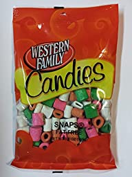 Licorice SNAPS Candies