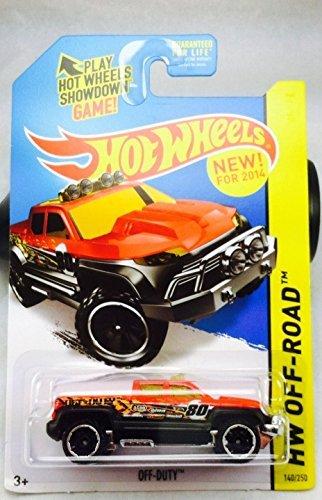 2014 Hot Wheels Hw Off-Road - Off-Duty [Ships in a Box!] - 1
