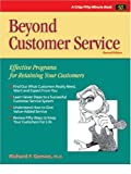 img - for Crisp: Beyond Customer Service, Revised Edition: Effective Programs for Retaining Your Customers (Fifty-Minute Series Book) book / textbook / text book