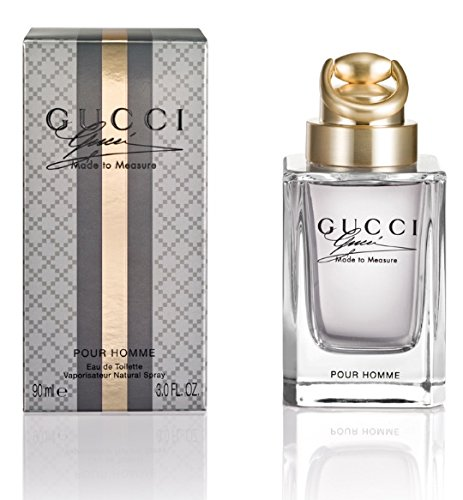 Gucci Made to Measure Eau De Toilette Spray 90ml Set 3 Parti