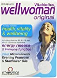 Wellwoman Advanced Vitamin & Mineral Formula With Evening Primrose & Starflower Oils - 30 Caps