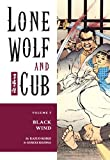 img - for Lone Wolf and Cub 5: Black Wind book / textbook / text book
