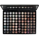 Blush Professional 88 Colour Earth Tones Eyeshadow Palette