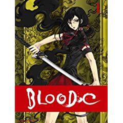 BLOOD-C 1 �y���S���Y����Łz [Blu-ray]