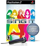 Disney Sing It Bundle with Microphone - PlayStation 2