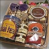 Gourmet Medley Kosher Gift Basket Hanukkah Gift Idea, Chanukah Gift