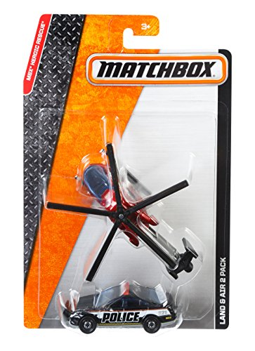 Matchbox Wings and Wheels Collection (2-Pack)