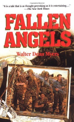 an analysis of fallen angels a novel by walter dean myers Here is a review of the teen novel shooter by walter dean myers that delivers a threat analysis report with his novels monster and fallen angels.