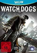 Ubisoft Wii U Watch Dogs