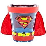 Superman Blue Caped Shot Glass