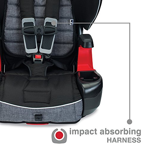 britax frontier clicktight combination harness 2 booster car seat vibe business industrial. Black Bedroom Furniture Sets. Home Design Ideas