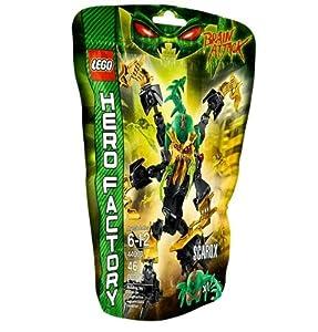 Lego Hero Factory - 44003 - Jeu de Construction - Scarox