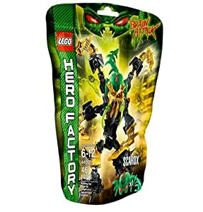 Lego Hero Factory - 44003 - Jeu de Construction - Scarox