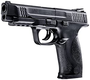 Umarex Smith & Wesson M&P 45 2255060 BB/Pellet 370fps Air Pistol