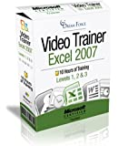 Excel 2007 Training Videos - 10 Hours of Excel 2007 training by Microsoft Office: Specialist, Expert and Master, and Microsoft Certified Trainer (MCT), Kirt Kershaw