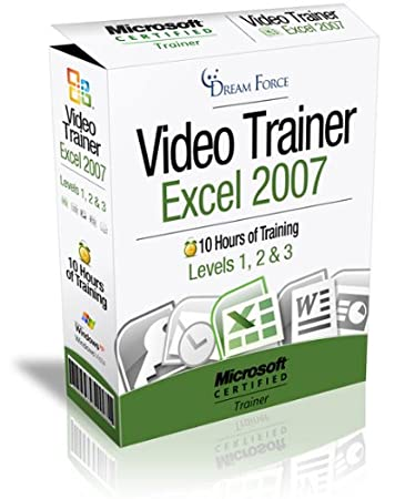 Excel 2007 Training Videos - 10 Hours of Excel 2007 training by Microsoft Office Specialist Master Instructor: 2000, XP (2002), 2003, 2007 and Microsoft Certified Trainer (MCT), Kirt Kershaw