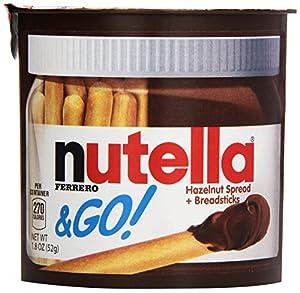 Nutella & Go, 24 Count