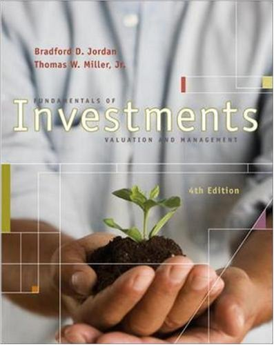Fundamentals of Investments with S&P & Stock Trak...