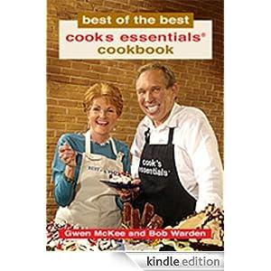 Best of the Best Cook's Essentials Cookbook Bob Warden