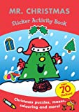 Mr. Christmas: Colouring and Activity Book (Mr Men) Roger Hargreaves