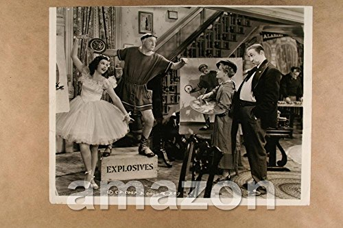 vintage-photo-of-mischa-auer-ann-miller-spring-byington-halliwell-hobbes-dub-taylor-you-can-rj478