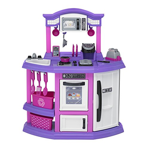 American-Plastic-Toys-Bakers-Kitchen-Playset