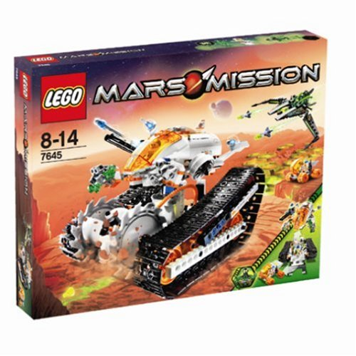 LEGO Mars Mission 7645: MT-61 Crystal Reaper