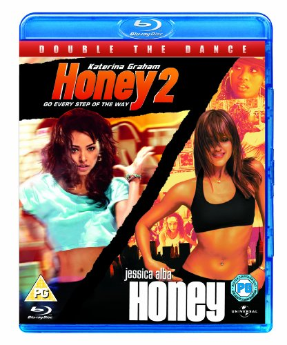 Honey / Honey 2 [BLU-RAY]